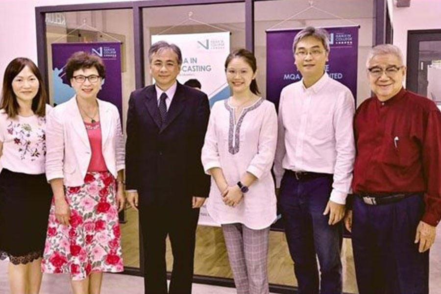 Chaoyang University of Technology Visited Us