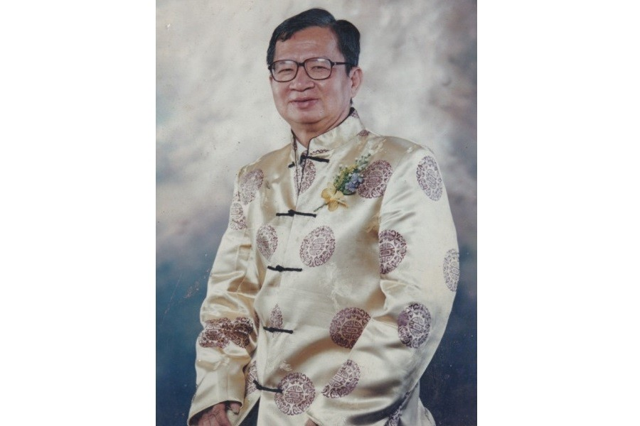 In Memory of Our Founder cum Life Honorary President Mr Lim Keng Hun (1943-2020)