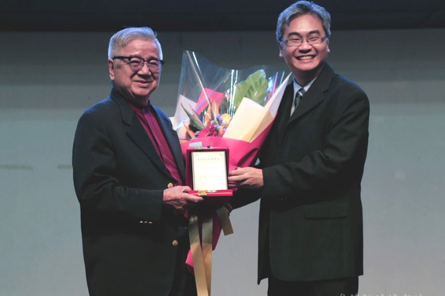 Staff Award for Outstanding Contribution to Hanxing College