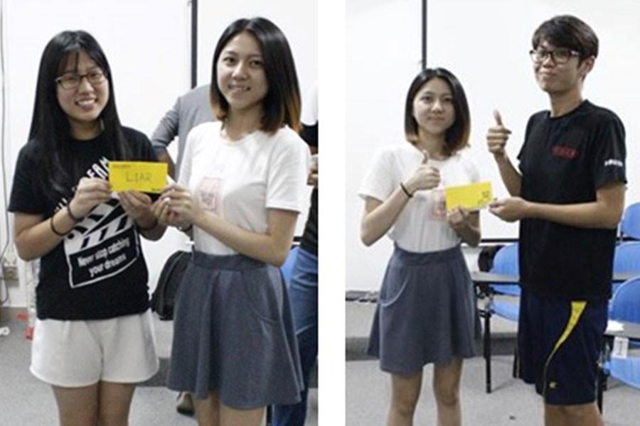 Kah Wei The Winner of Interschool Werewolves Game