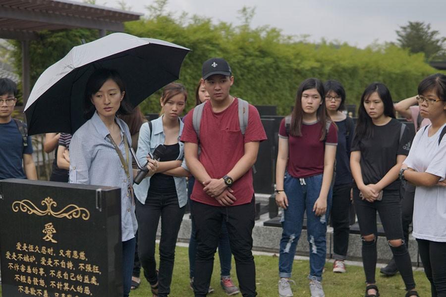Life & Death Studies Off-campus Teaching