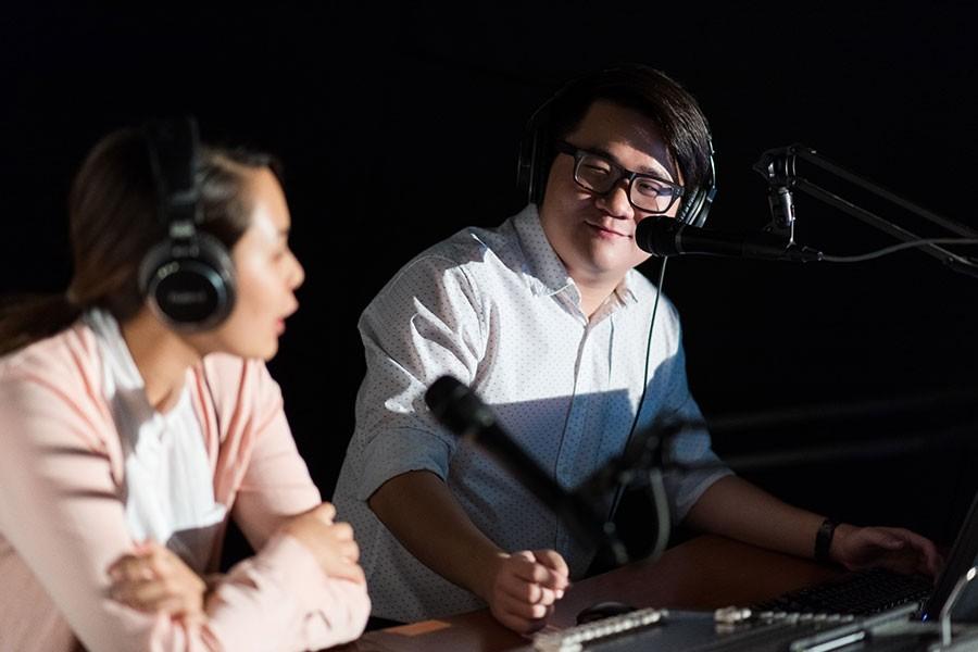 Diploma in Broadcasting